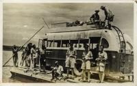 nil (bus on a ferry)