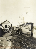 nil (a boat at Port Bell ?)