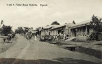 6 and 7 Portal Road, Entebbe. Uganda