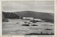 View from Ripon Falls