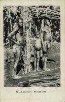 Wood-carriers - Ruwenzori