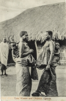 Type, Women and Children. Uganda