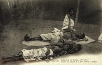 Malades du sommeil à la 3ème période à Rubaga