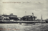 The Sultan Palace from the sea