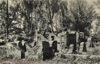 Old Arab Tombs
