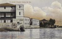 St. Joseph Hospital facing the Sea
