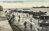 Native Shipping in Zanzibar (Harbour)