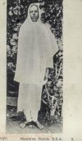 Abyssinian, Nairobi B.E.A.