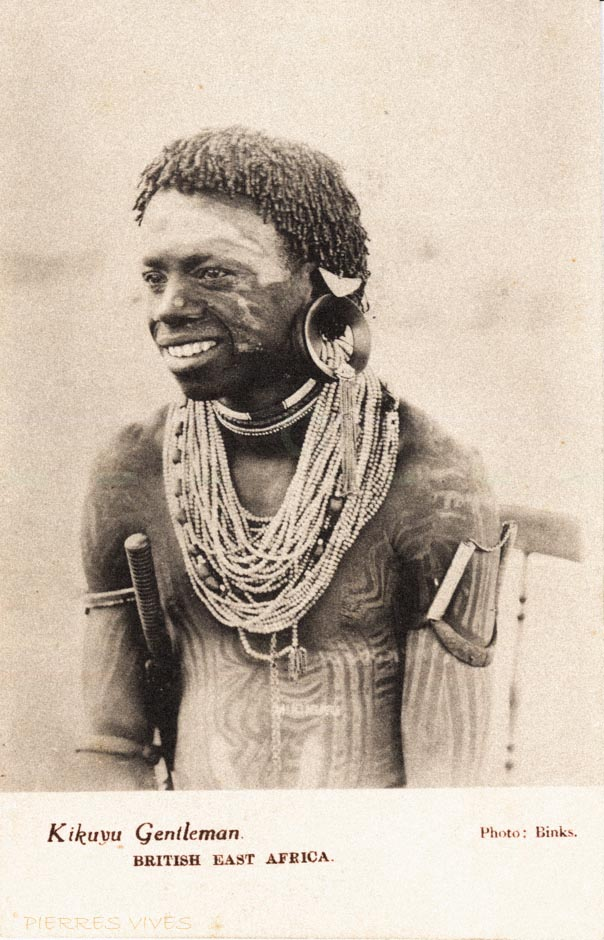 Beautiful Pictures Of Kenya People 1900s Old East Africa