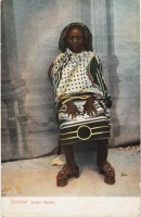 Swahili maiden