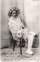 Swahili girl