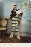 An Arab woman