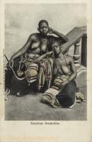 Zanzibar Swahélies