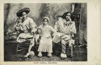 Arab Ladies, Zanzibar