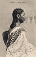 Mombasa. Comoro woman.