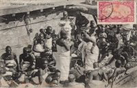 ZANZIBAR Natives of East Africa