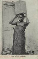 Water Carrier, Mombassa