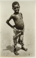 A Zanzibar Boy