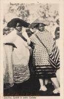 Zanzibar, Swahili in arabic Costume