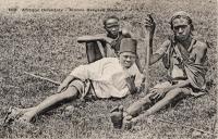 Afrique Orientale - Jeunes Bergers Massaï