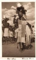 Wakamba Warrior
