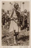 Kikuyu Warriors
