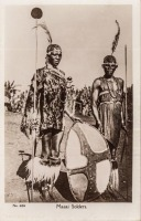 Masai Soldiers