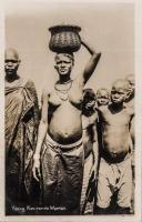 Young Kavirondo Woman