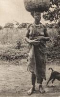 Kavirondo Woman