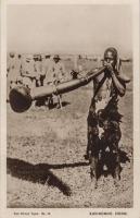 Kavirondo Horn