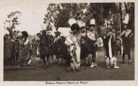 Kikuyu Native Chiefs at Nyeri