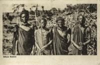 Kikuyu Natives