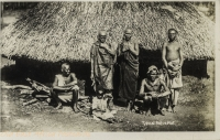 Typical Native Hut