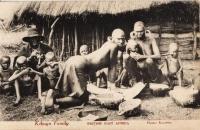 Kikuyu Family BRITISH ESAT AFRICA