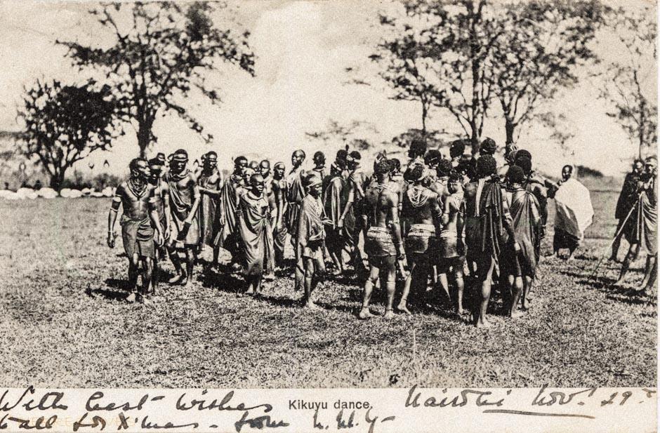 Kikuyu dance