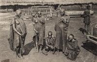 Indigènes Kikouyous (Afrique Orientale)