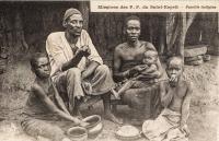 Famille indigène