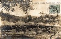 In Kikuyu - Chef Karoli's village at Tusu