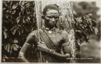 Kikuyu Native, Kenya