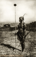 A Kikuyu Native, Kenya
