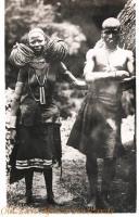 nil (Kikuyu couple)