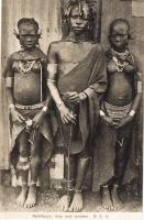 Wakikuya; man and women B.E.A.