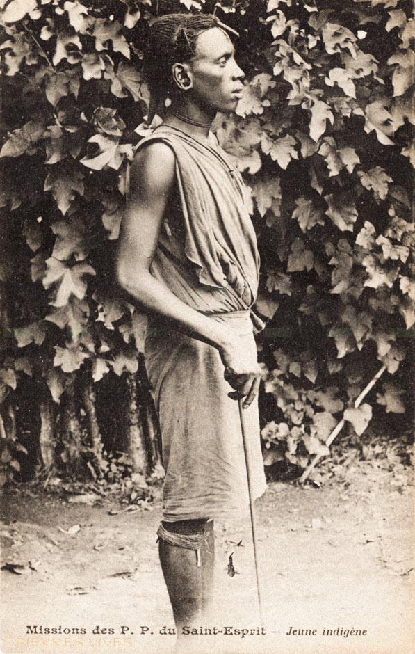Jeune indigène