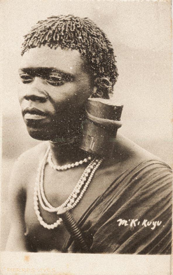 Kikuyu Old East Africa Postcards