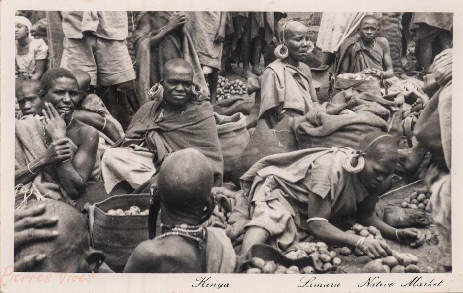 Limuru Native Market