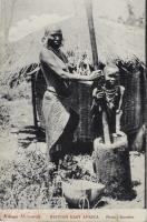 Kikuyu Housewife - BRITISH EAST AFRICA