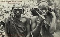 Kikuyu Women, Kenya Colony