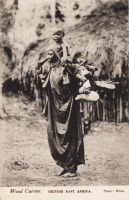 Wood Carrier. British East Africa