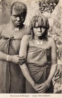 Jeunes Filles indigènes