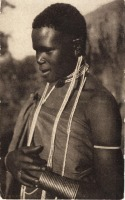 Kenya - Kikuyu young woman